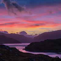 Buy canvas prints of Highland dawn by Tom Dolezal