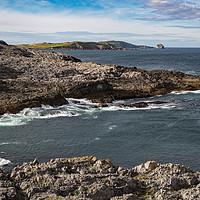 Buy canvas prints of Durness sea scene by Tom Dolezal
