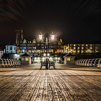 Buy canvas prints of Cromer 2 by Sarah Toon LRPS