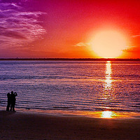 Buy canvas prints of Catching the sun by Peter Balfour