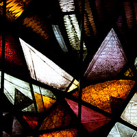 Buy canvas prints of Stained Glass #1 by Peter Zabulis