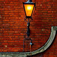 Buy canvas prints of Street Light by Peter Zabulis