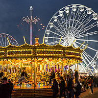 Buy canvas prints of The Fair  by Peter Zabulis