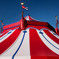 Buy canvas prints of The Big Top by Peter Zabulis