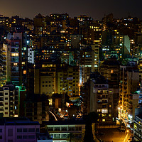 Buy canvas prints of Downtown Beirut by George Haddad