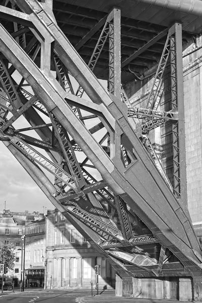 Newcastle Tyne Bridge Canvas Print by Rob Cole