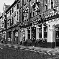 Buy canvas prints of Rosie's, Stowell Street, Newcastle by Rob Cole