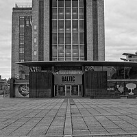 Buy canvas prints of Baltic Flour Mill, Gateshead by Rob Cole
