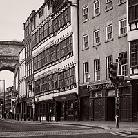 Buy canvas prints of Bessie Surtees House, Sandhill, Newcastle by Rob Cole