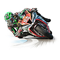 Buy canvas prints of Motorcycle Racing by Peter Hatter