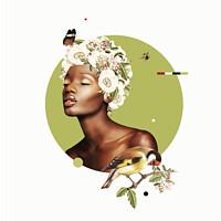 Buy canvas prints of Aaliyah by Marius Els