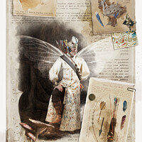 Buy canvas prints of The story of the Elven King by Marius Els