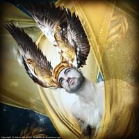 Buy canvas prints of Hermes by Marius Els