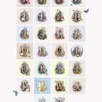 Buy canvas prints of The Romantic Alphabet by Marius Els