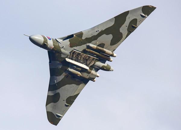 Avro Vulcan Canvas print by Stephen Wright