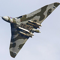 Buy canvas prints of Avro Vulcan by Stephen Wright