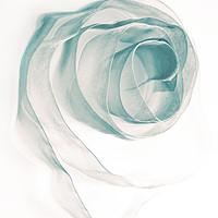 Buy canvas prints of Nilon ribbon by Larisa Siverina