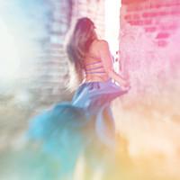Buy canvas prints of Dancing woman by Larisa Siverina