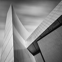 Buy canvas prints of Imperial War Museum North (IWMN) by Colin Jarvis