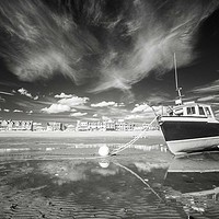 Buy canvas prints of Thorpe  Bay by Phil Wingfield