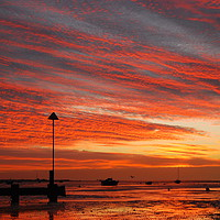 Buy canvas prints of Thorpe Bay Sunrise by Phil Wingfield
