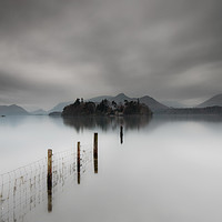 Buy canvas prints of Derwent Isle Mood by Phil Buckle