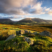 Buy canvas prints of Low Rigg Fell View by Phil Buckle