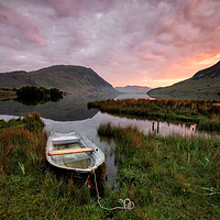 Buy canvas prints of Nether How Calm by Phil Buckle