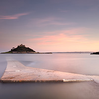 Buy canvas prints of St Michael's Mount by Phil Buckle