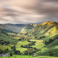 Buy canvas prints of Martindale Valley Light by Phil Buckle