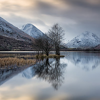 Buy canvas prints of Brothers Water Winter by Phil Buckle