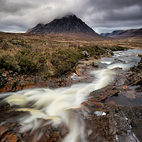 Buy canvas prints of Allt Nan Guithas by Phil Buckle