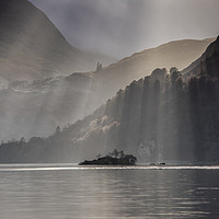 Buy canvas prints of Glenridding Rays by Phil Buckle