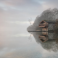 Buy canvas prints of The Duke of Portland Boathouse by Phil Buckle