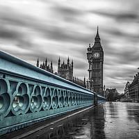 Buy canvas prints of Westminster Bridge  by Hasan Berkul
