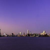 Buy canvas prints of London Cityscape by Hasan Berkul