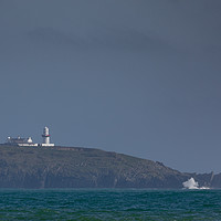 Buy canvas prints of Galley Head Lighthouse by David O'Brien