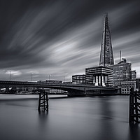 Buy canvas prints of Sentinel of the Thames by John Hall