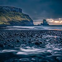 Buy canvas prints of Talisker Bay Isle of Skye by John Frid