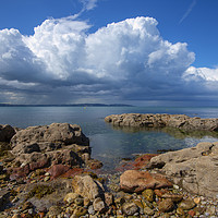 Buy canvas prints of The View from Shoalstone by Paul Prestidge