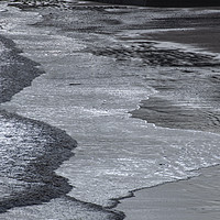 Buy canvas prints of Waves at Goodrington by Paul F Prestidge