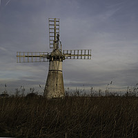 Buy canvas prints of Thurne Mill by Robert Hook