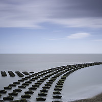 Buy canvas prints of Cobbolds Point, Felixstowe by Robert Hook