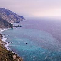 Buy canvas prints of 0743 California Pacific Coast Road Trip by AMYN NASSER