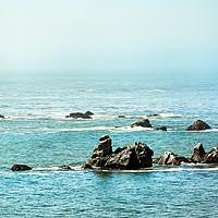 Buy canvas prints of Oregon Pacific Coast 0593 by AMYN NASSER