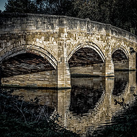 Buy canvas prints of Reflecting Echoes by Iain Merchant