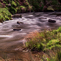 Buy canvas prints of Stepping Stones by Iain Merchant