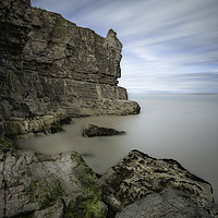 Buy canvas prints of  North Wales Coastal Scenery by David MM Williams