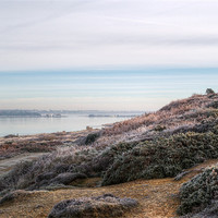 Buy canvas prints of Towards Mudeford by Chris Day