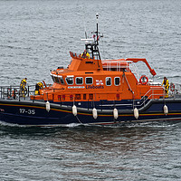 Buy canvas prints of RNLB Sybil Mullen Glover  by Chris Day